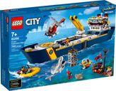 Ocean Exploration Ship