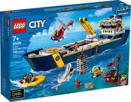 LEGO® City Ocean Exploration Ship