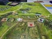Conflict of Heroes: Awakening the Bear – Operation Barbarossa 1941 (Third Edition) components