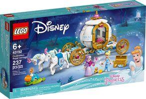 LEGO® Disney Cinderella's Royal Carriage