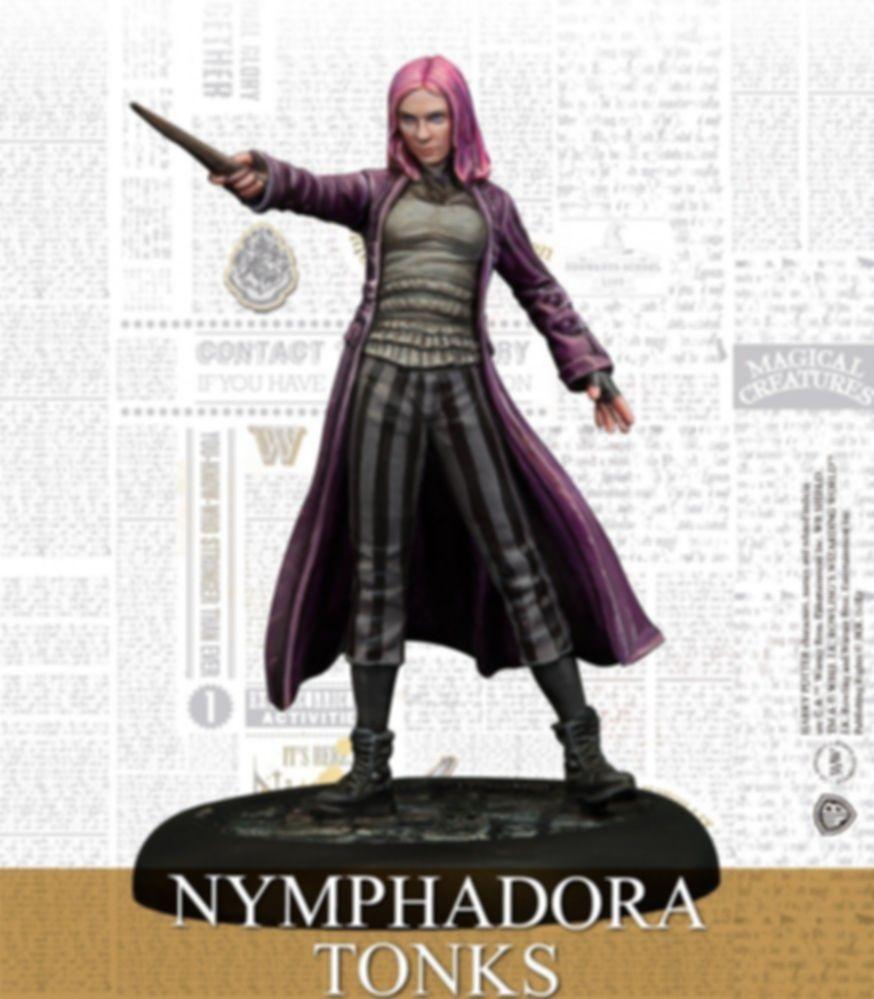 Harry Potter Miniatures Adventure Game: Order of the Phoenix Pack Nymphadora Tonks miniature