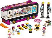 Pop Star Tour Bus components