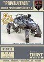 "Dust Tactics: Axis Armored Transport - ""Prinzluther / Sturmprinz"""