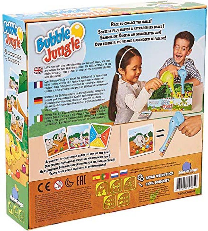 Bubble Jungle back of the box