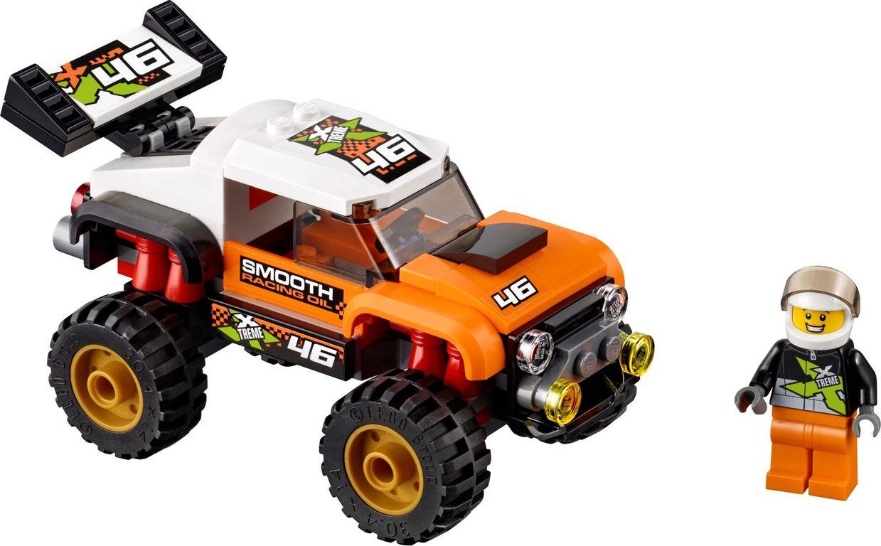 LEGO® City Stunt Truck components
