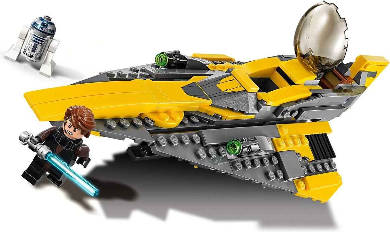 LEGO® Star Wars Anakin's Jedi Starfighter™ gameplay