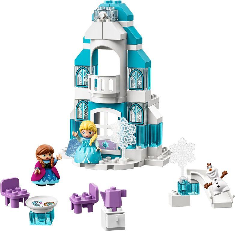 Frozen Ice Castle components