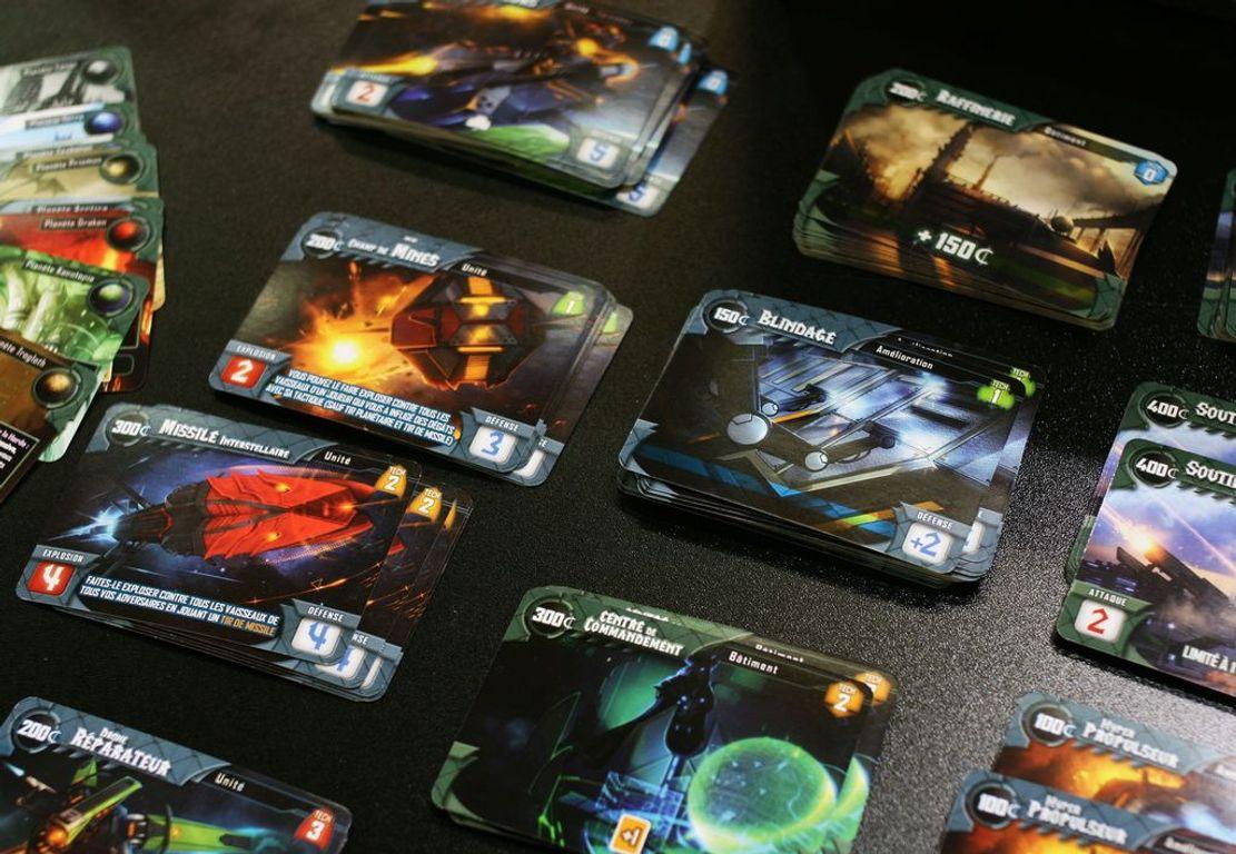 Titanium Wars cards