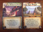 Doomtown: Reloaded - Immovable Object, Unstoppable Force cards