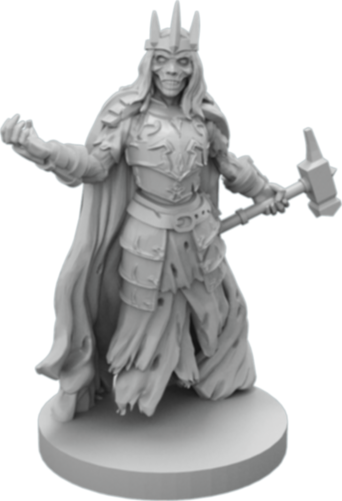 The Lord of the Rings: Journeys in Middle Earth - Dwellers in Darkness miniatures