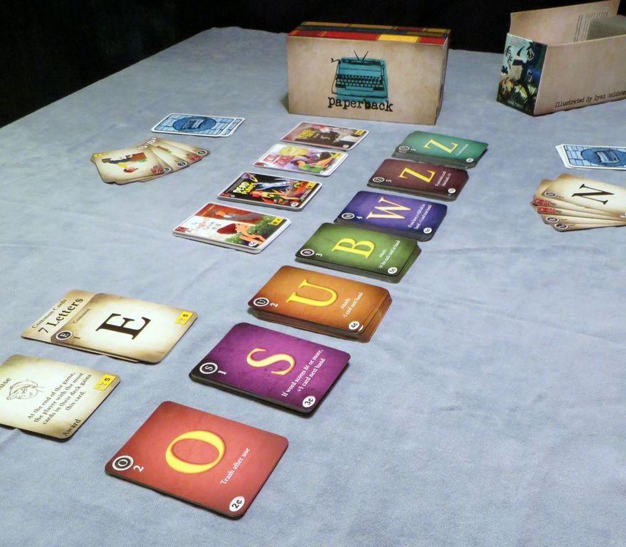 Paperback gameplay
