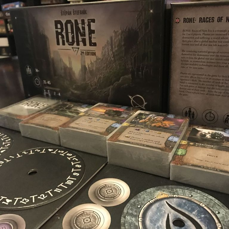 RONE (Second edition) components
