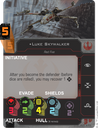 Star Wars: X-Wing (Second Edition) card
