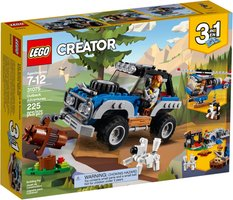 LEGO® Creator Outback Adventures