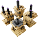 LEGO® Minecraft The End components