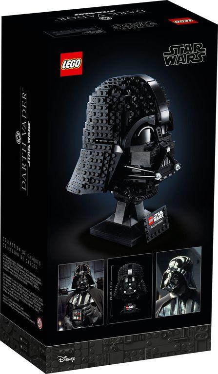 LEGO® Star Wars Darth Vader™ Helmet back of the box