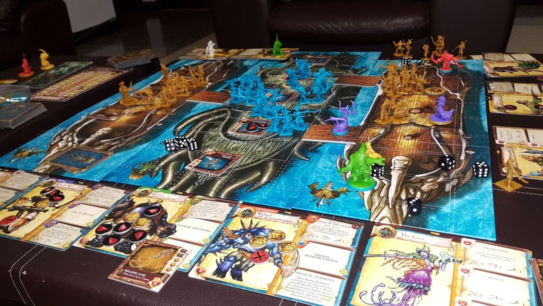 Rum & Bones: Second Tide gameplay