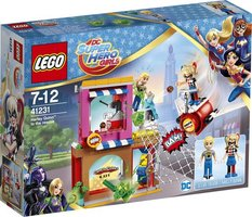 LEGO® DC Superheroes Harley Quinn™ to the rescue