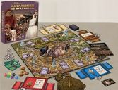 Jim Henson's Labyrinth: The Board Game components