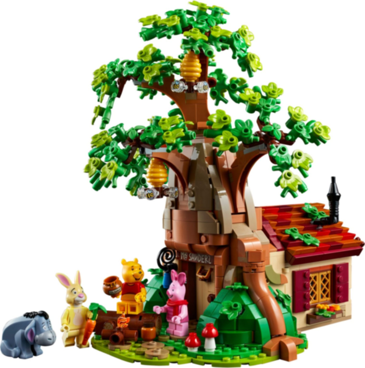 LEGO® Ideas Winnie the Pooh gameplay