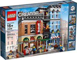 LEGO® Creator Expert Detective's Office