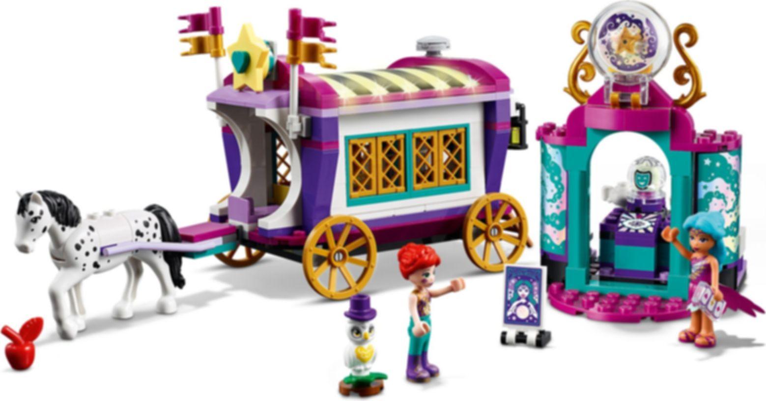 LEGO® Friends Magical Caravan gameplay