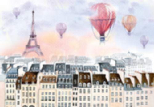 Balloons in Paris