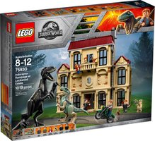 LEGO® Jurassic World Indoraptor Rampage at Lockwood Estate