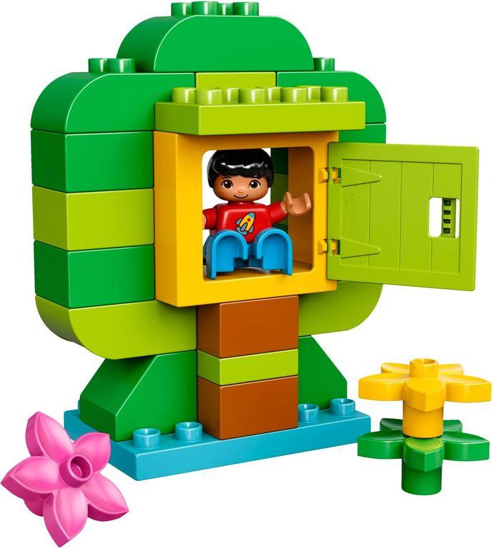 LEGO® DUPLO® Kreativ-Steinebox components