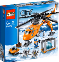 LEGO® City Arctic Helicrane