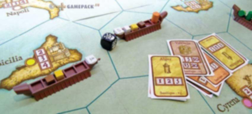 Serenissima (second edition) gameplay