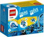 Creative Blue Bricks back of the box
