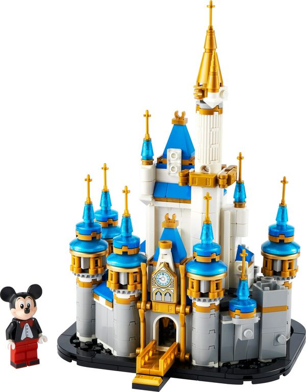 LEGO® Disney Mini Disney Castle components