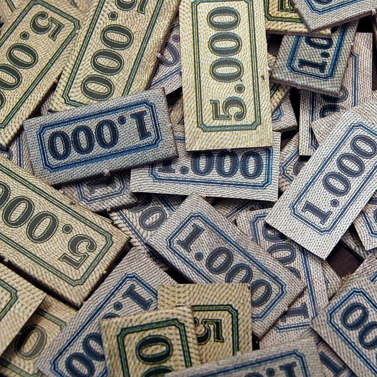 Wyatt Earp money