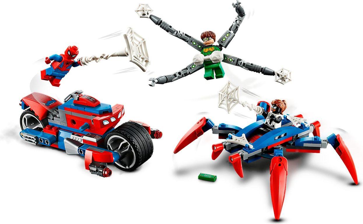 LEGO® Marvel Spider-Man vs. Doc Ock gameplay