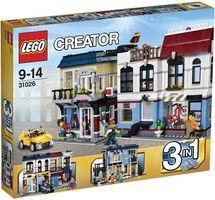 LEGO® Creator Bike Shop & Café