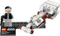 LEGO® Star Wars Tantive IV & Planet Alderaan components
