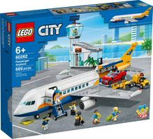 LEGO® City Passenger Airplane