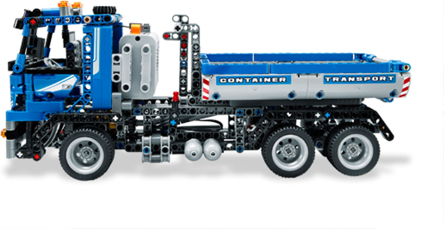 Container Truck components