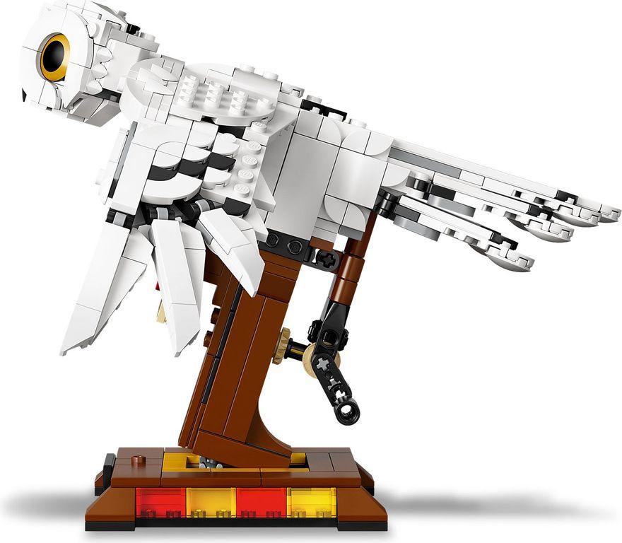 LEGO® Harry Potter Hedwig™ back side
