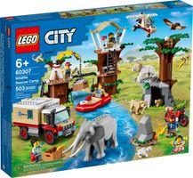 LEGO® City Wildlife Rescue Camp
