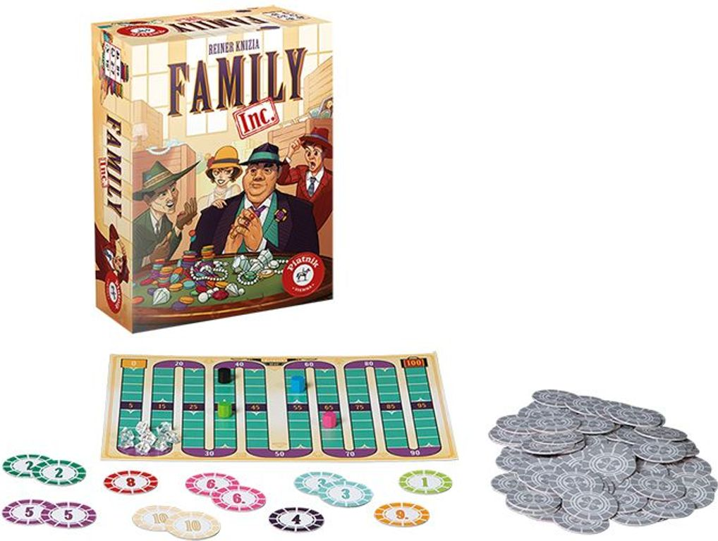 Family Inc. components