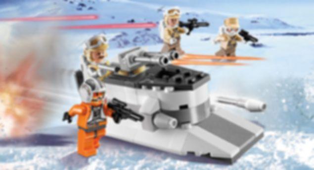 Rebel Trooper Battle Pack gameplay