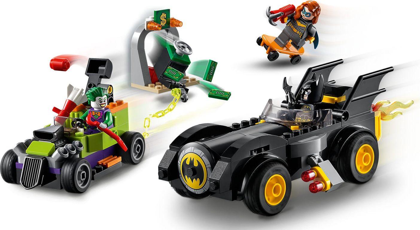 LEGO® DC Superheroes Batman™ vs. The Joker™: Batmobile™ Chase gameplay