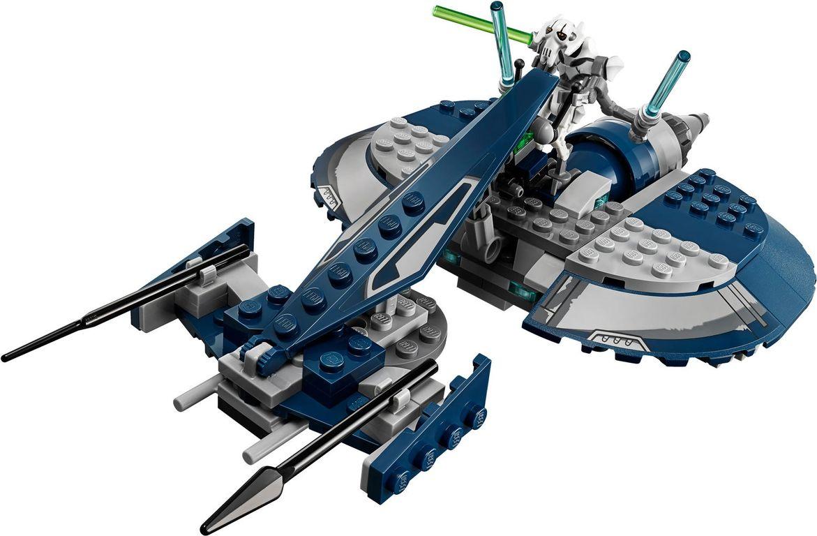General Grievous' Combat Speeder spaceship