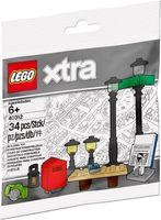 LEGO® Xtra Streetlamps