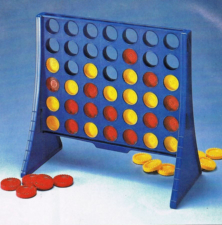 Connect four components