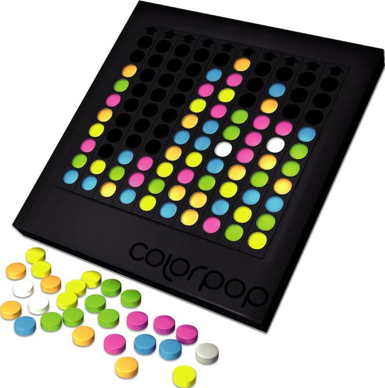 Color pop components