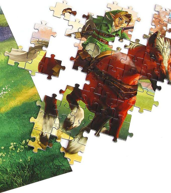 The Legend of Zelda - Ocarina of Time gameplay
