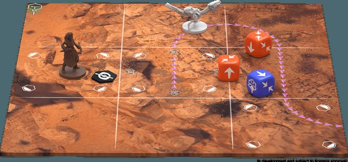 Horizon Zero Dawn: The Board Game gameplay